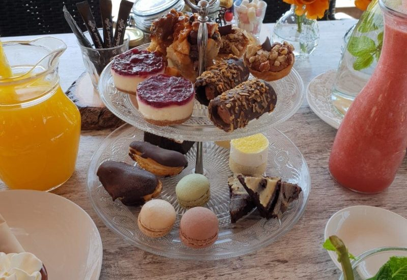 Wat houdt de high tea in?