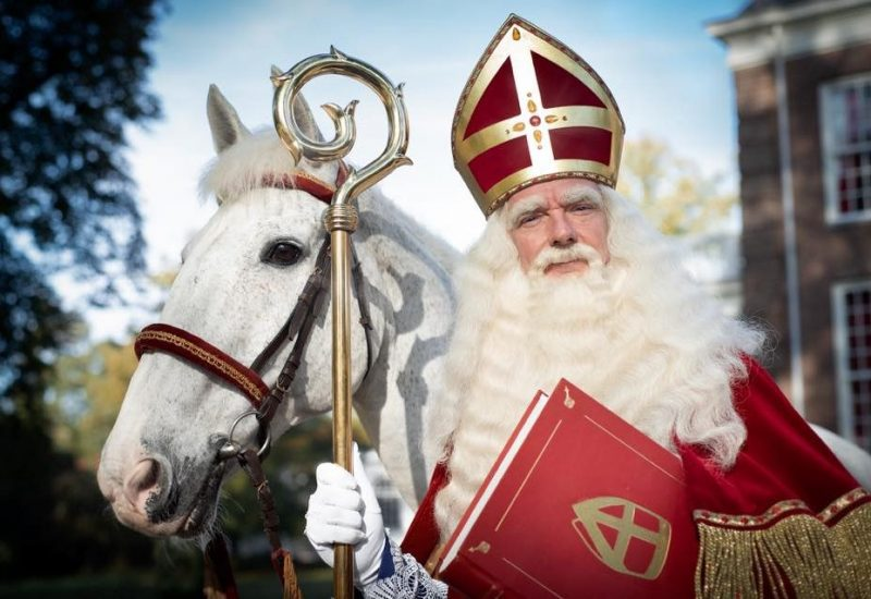 Sinterklaas bij Reuvershoeve